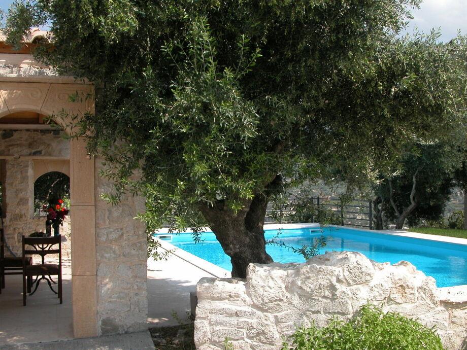 Außenaufnahme Villa Despoina