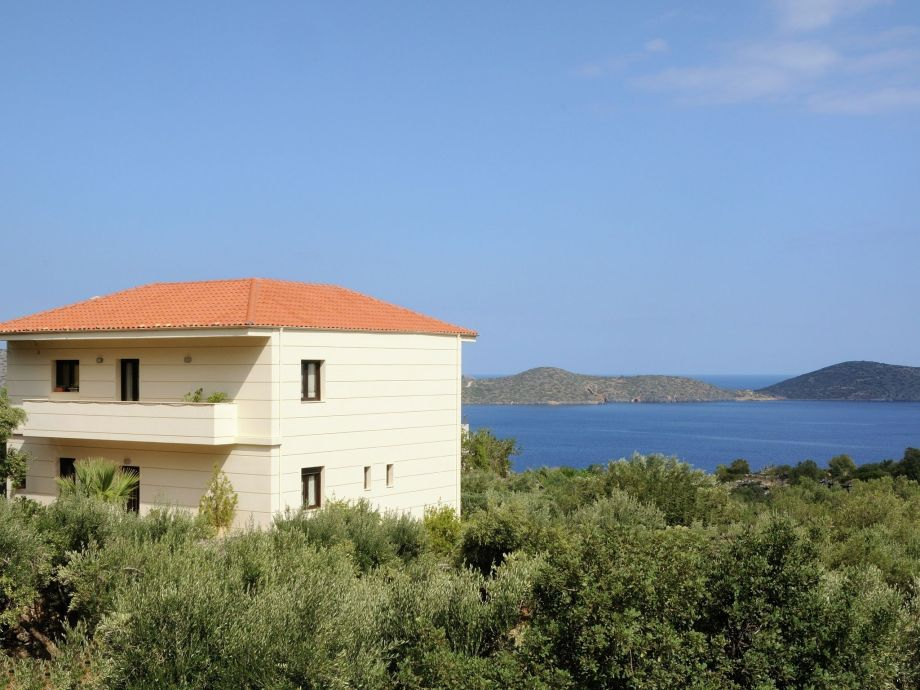 Außenaufnahme Villa Panorama