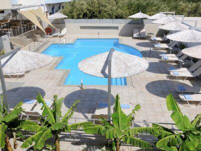 Elounda Garden Suites 4 pers downstairs