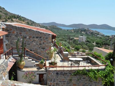 Villa Kaktos - Elounda Traditional Art Suites