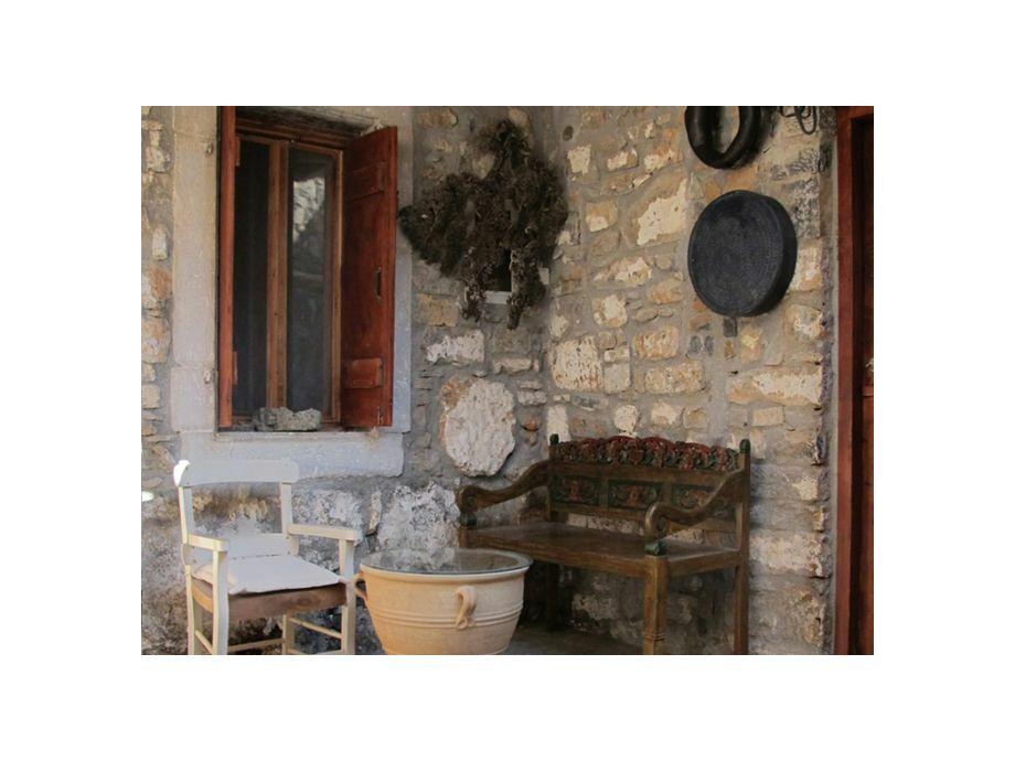 Außenaufnahme Studio Rodia - Elounda Traditional Art Suites