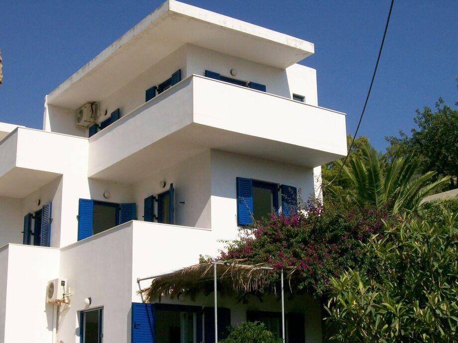 Außenaufnahme Villa Jorgos