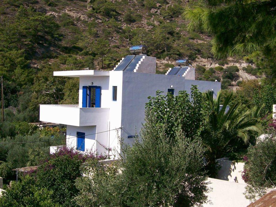 Außenaufnahme Villa Jorgos  Garden apartment