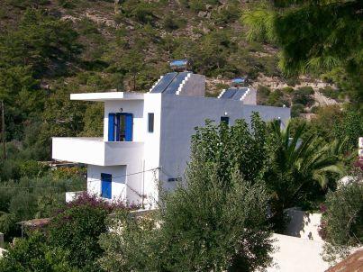 Villa Jorgos Terrace apartment