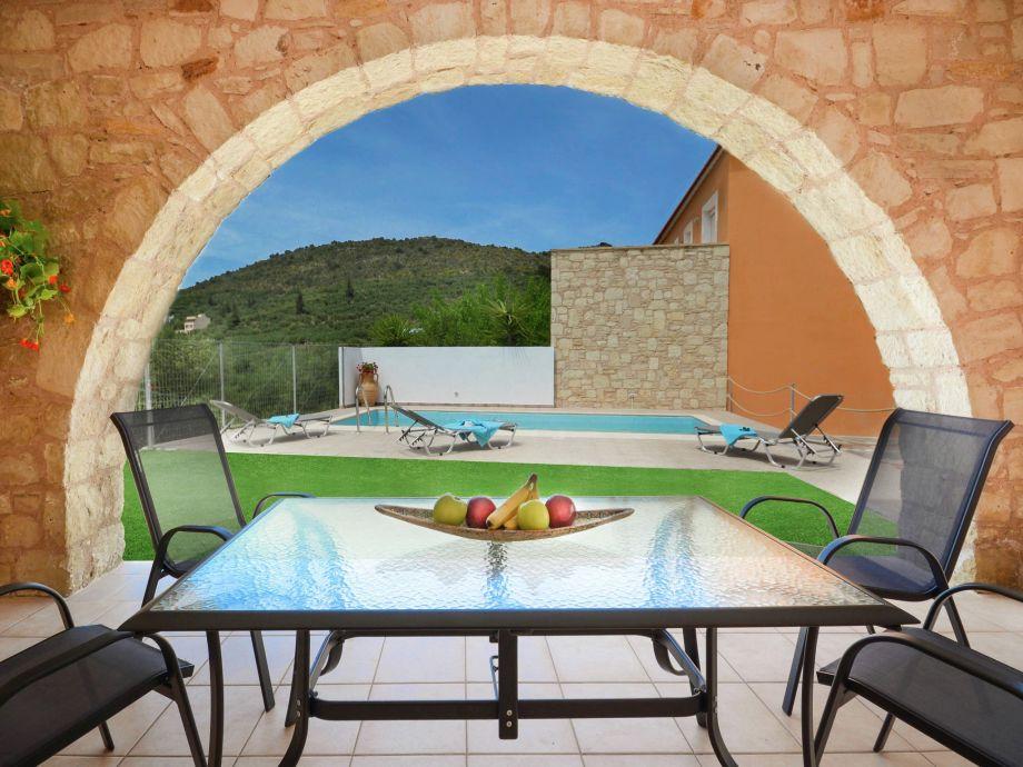 Außenaufnahme Villa Silveria