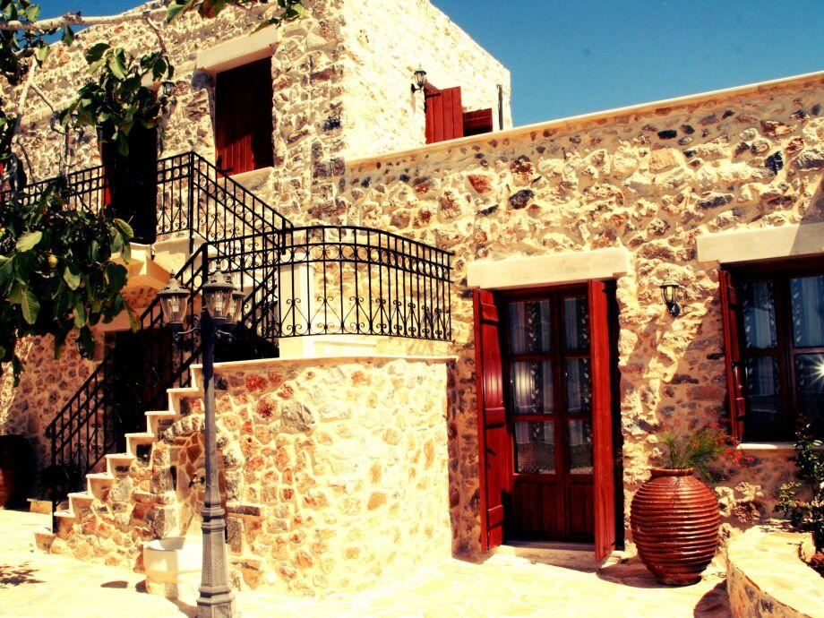 Außenaufnahme Villa Archodiko