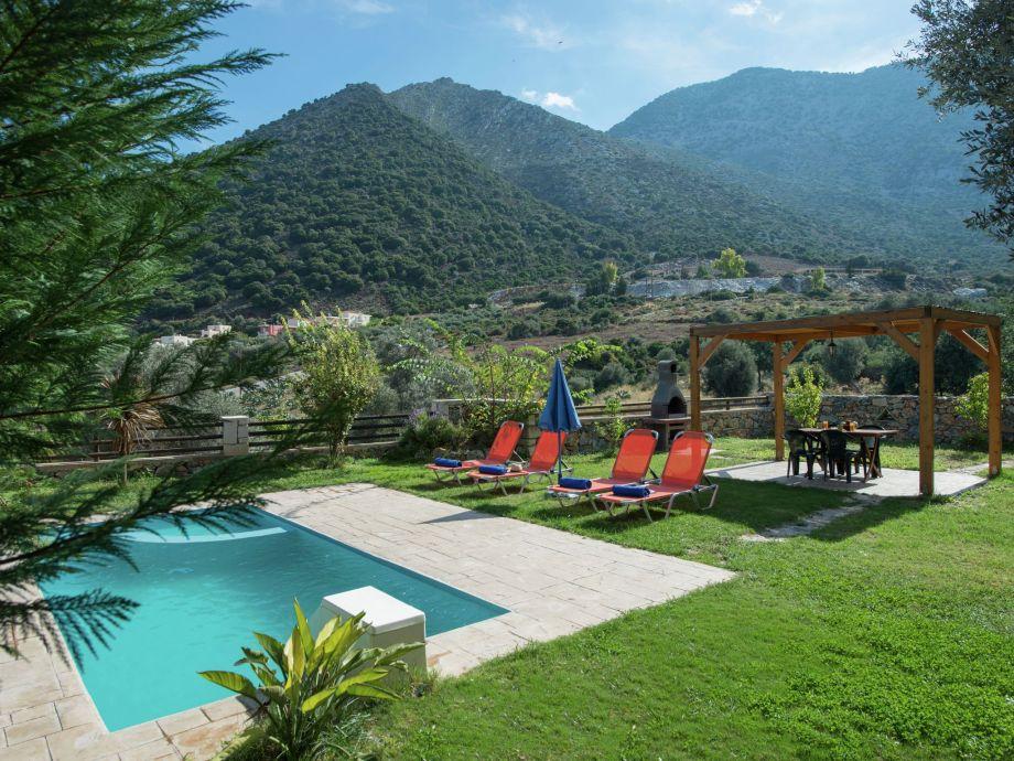 Außenaufnahme Villa Pathos
