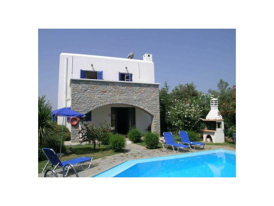 Außenaufnahme Villa Irini