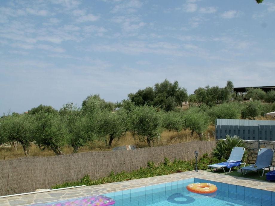 Außenaufnahme Villa Xenia