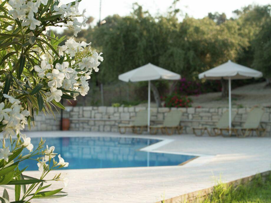 Außenaufnahme Villa Eleni en Manolis