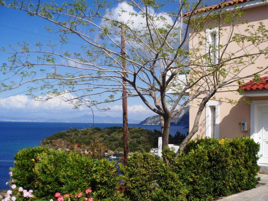 Außenaufnahme Villa Vasiliki