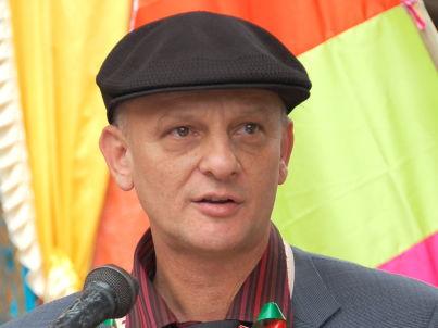 Ihr Gastgeber Ulrich Kozok