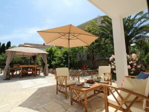 Ferienwohnung Villa Mendula ground floor apartment