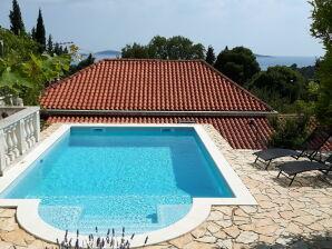 Villa Pool apartment near Dubrovnik