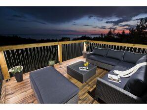 Ferienhaus Luxury Sea View Apartment