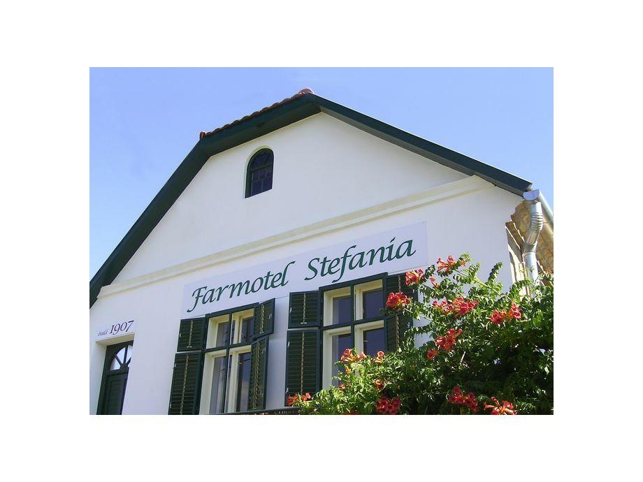Außenaufnahme Farmotel Stefania