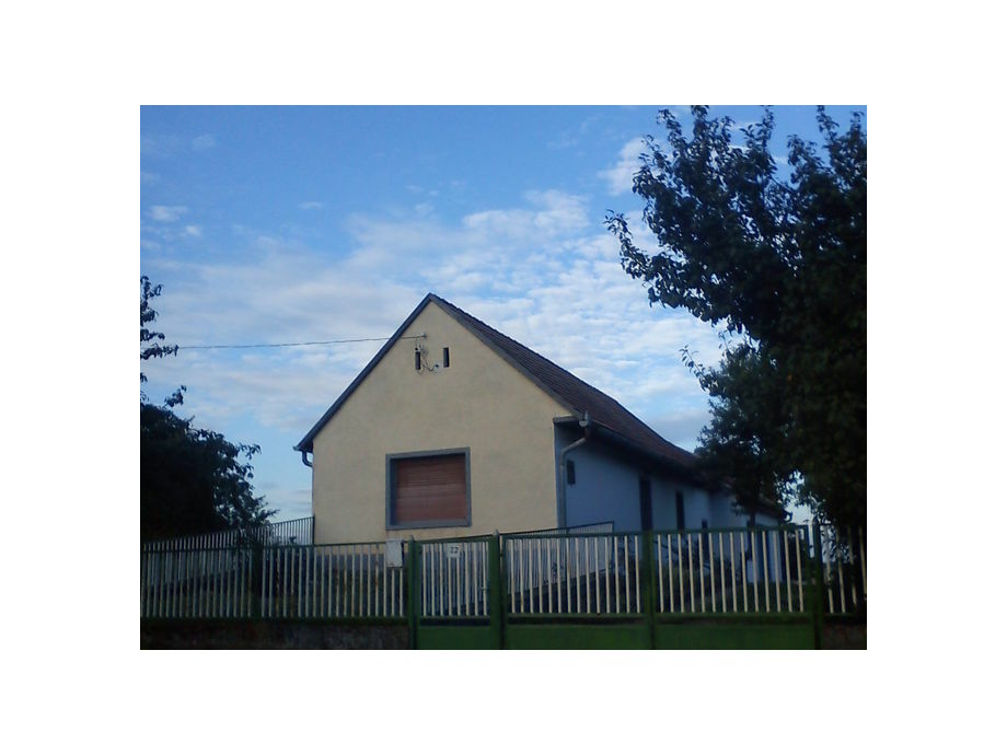 Außenaufnahme Ház Kilátás