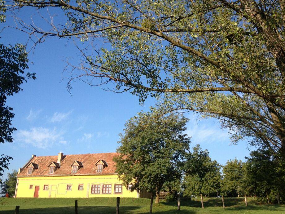 Außenaufnahme Villa Luka