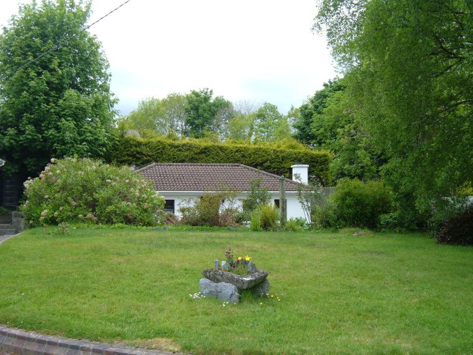 Außenaufnahme Rose Cottage