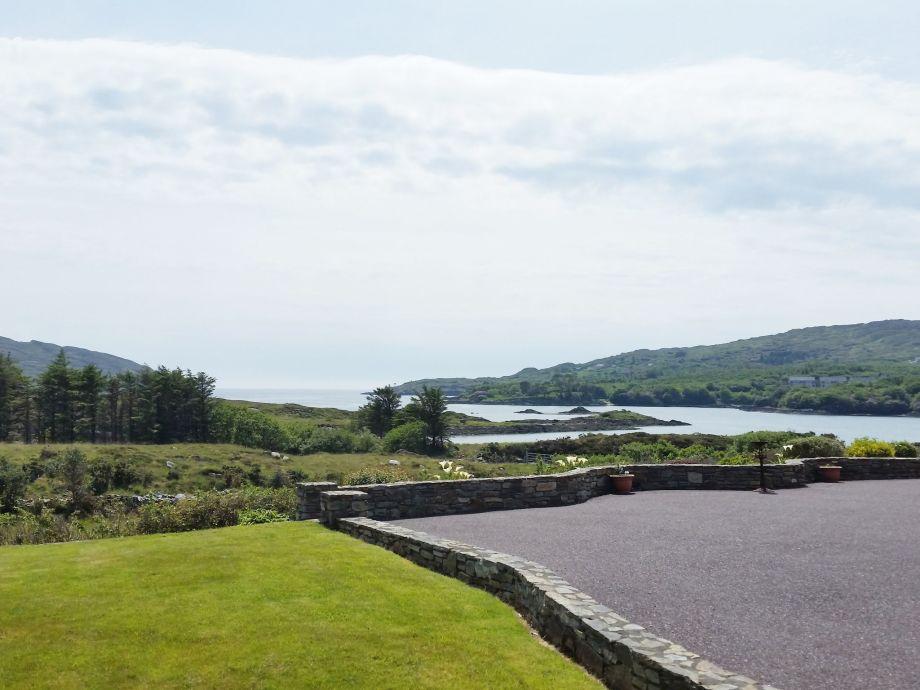 Außenaufnahme Ardnakinna View Cottage