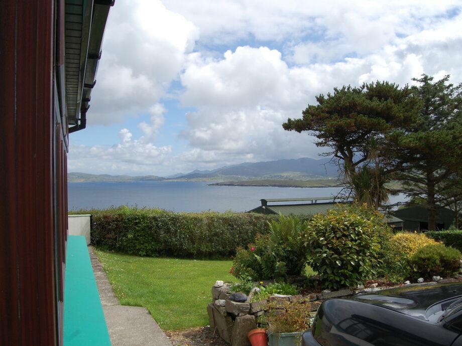 Außenaufnahme Ocean View Cottage