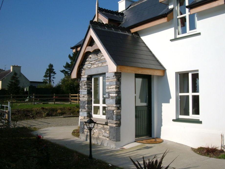 Außenaufnahme Bridies Cottage