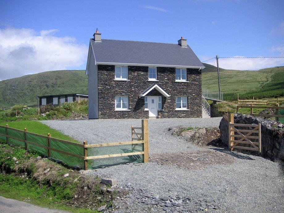 Außenaufnahme Twomey's Lodge