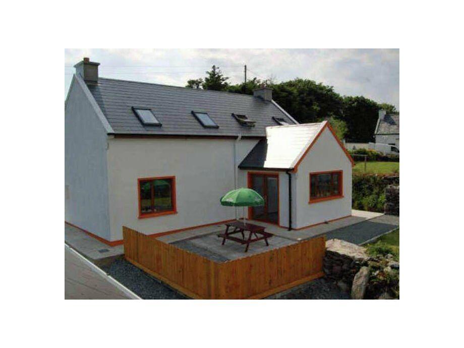 Außenaufnahme Coulagh Bay Cottage