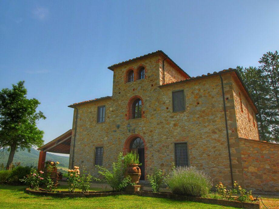 Außenaufnahme Casa Fabbri