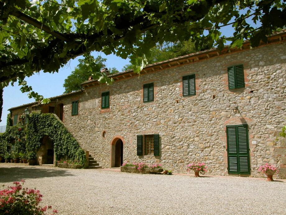 Außenaufnahme Casa Terrazza