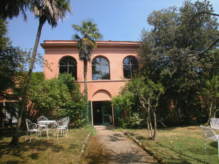 Außenaufnahme Casa La Fioraia