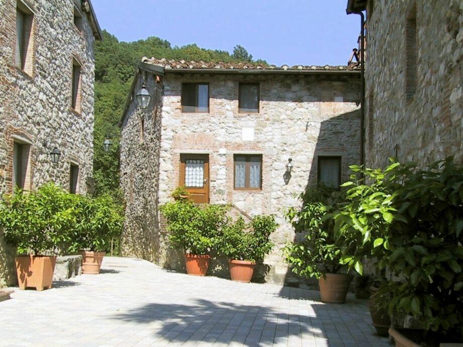 Außenaufnahme Casa di Abramo