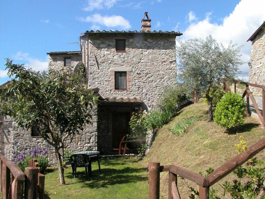 Außenaufnahme Casa del Carabiniere