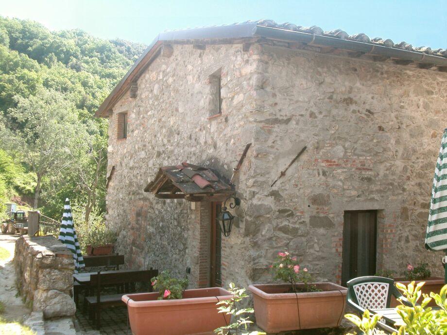 Außenaufnahme Casa di Loreno