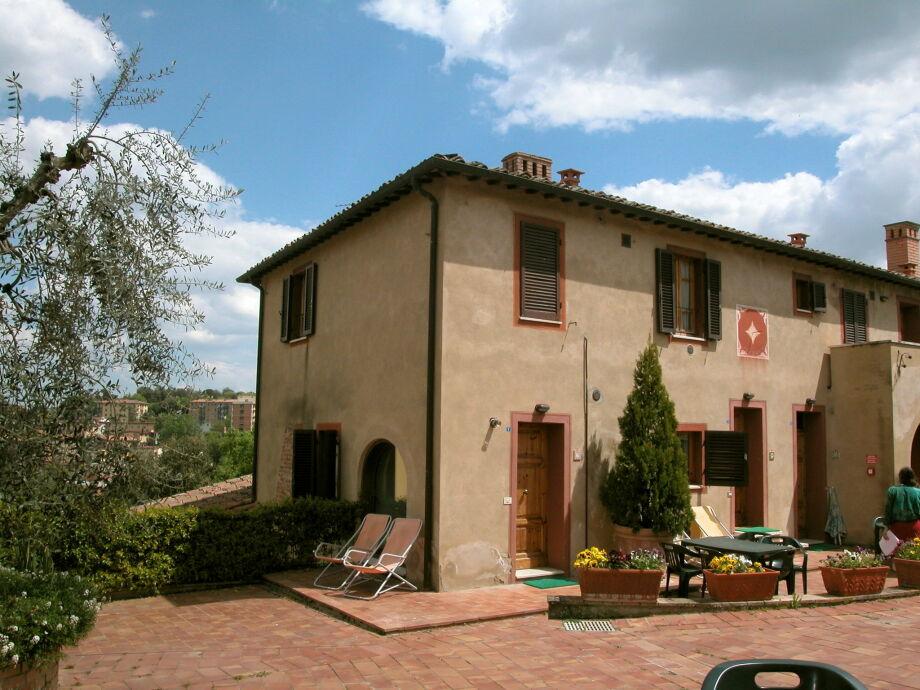 Außenaufnahme Casa Leocorno