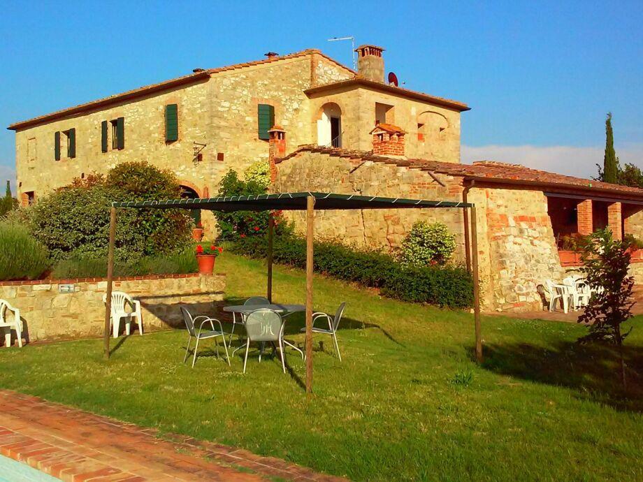 Außenaufnahme Scurcoli Capanna & Torre