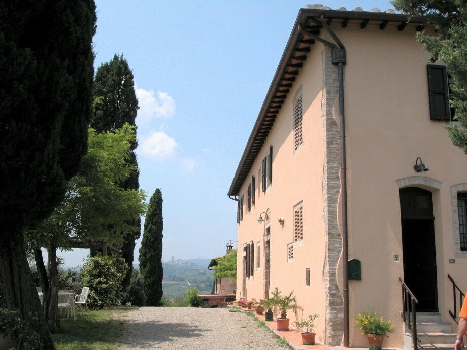 Außenaufnahme Casa Tartuca
