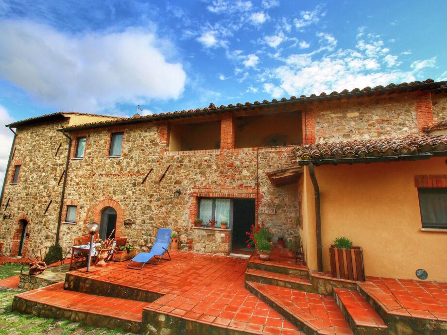 Außenaufnahme Casa Ginepro