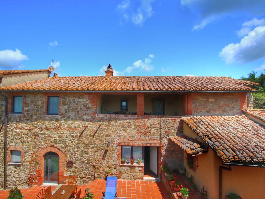 Außenaufnahme Casa Ligustro