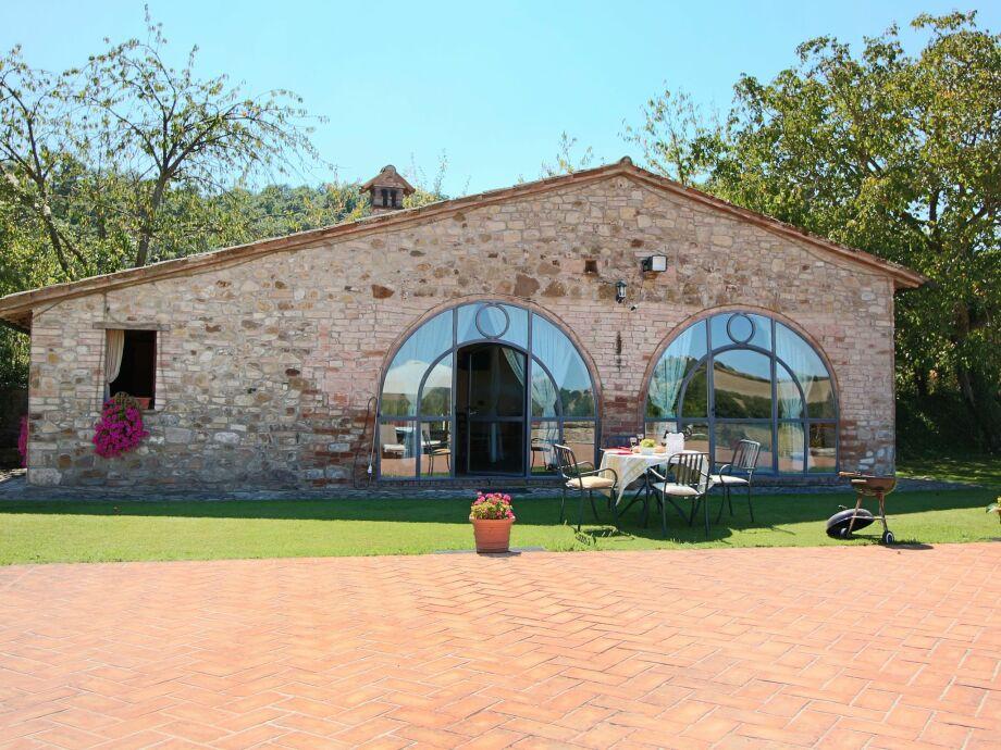 Außenaufnahme Casa Rovello