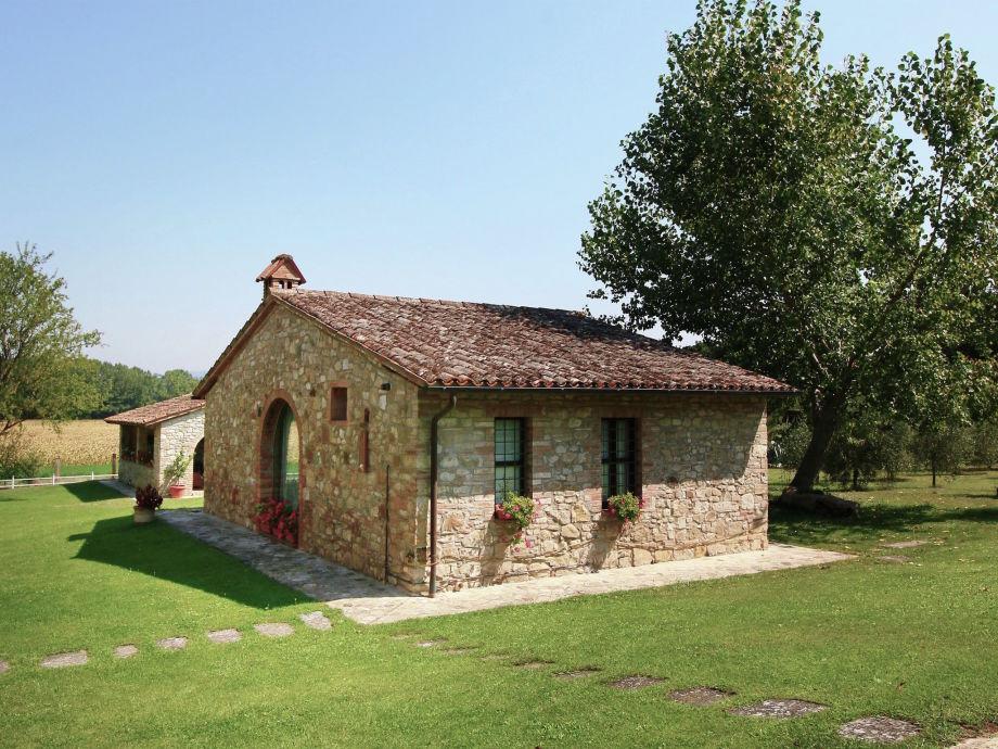 Außenaufnahme Casa Rufino
