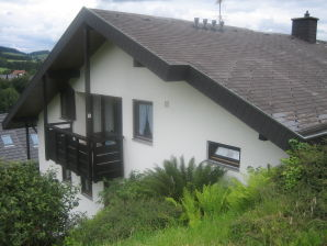 Ferienwohnung Haus Bergwiese