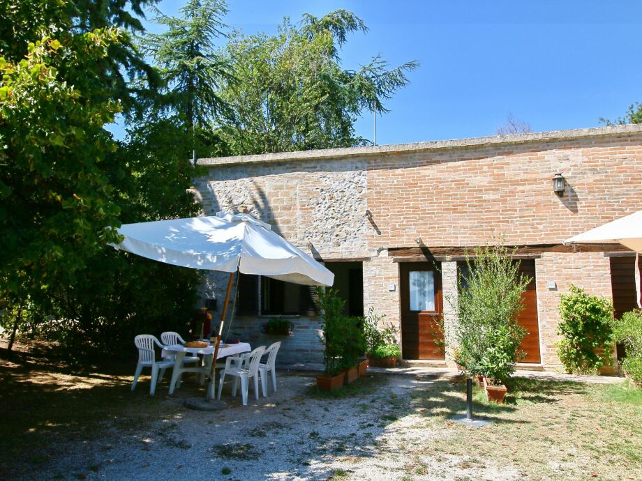 Außenaufnahme Casa Il Tiglio