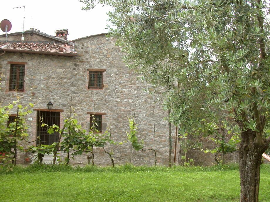 Außenaufnahme Casa di Pia