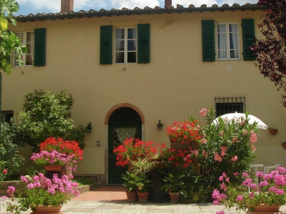 Außenaufnahme Casa Granaio