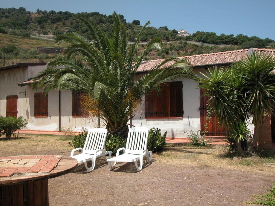 Außenaufnahme Casa delle Palme