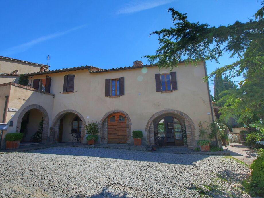 Außenaufnahme Casa Giardino Quattro