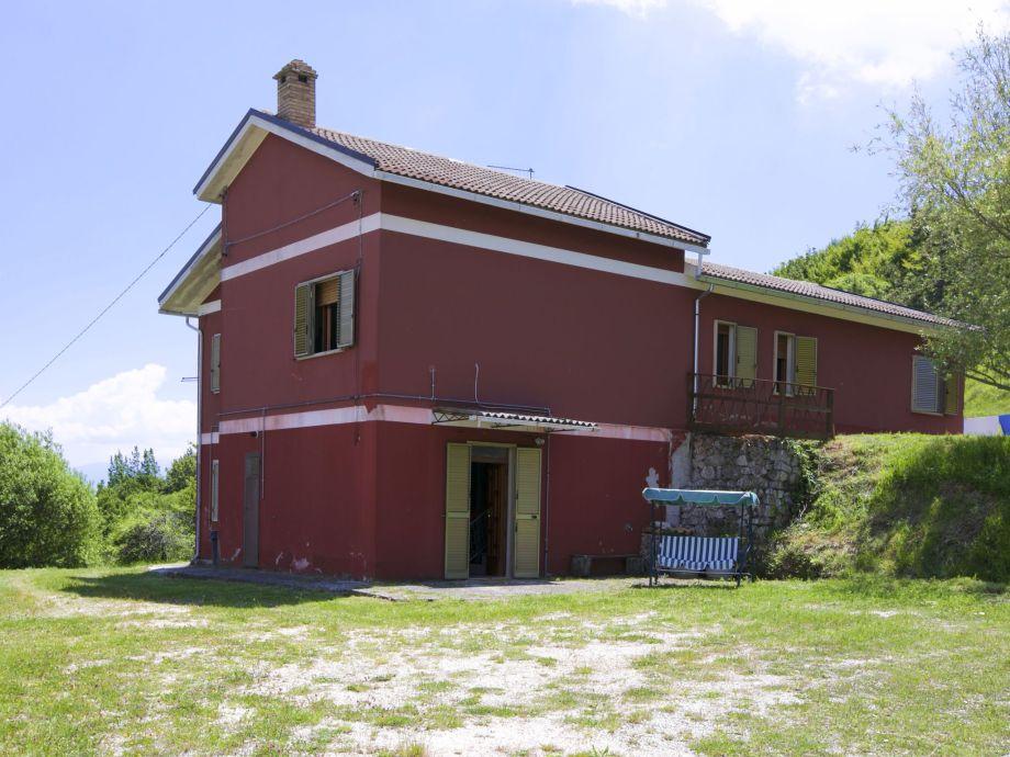 Außenaufnahme Casa grande