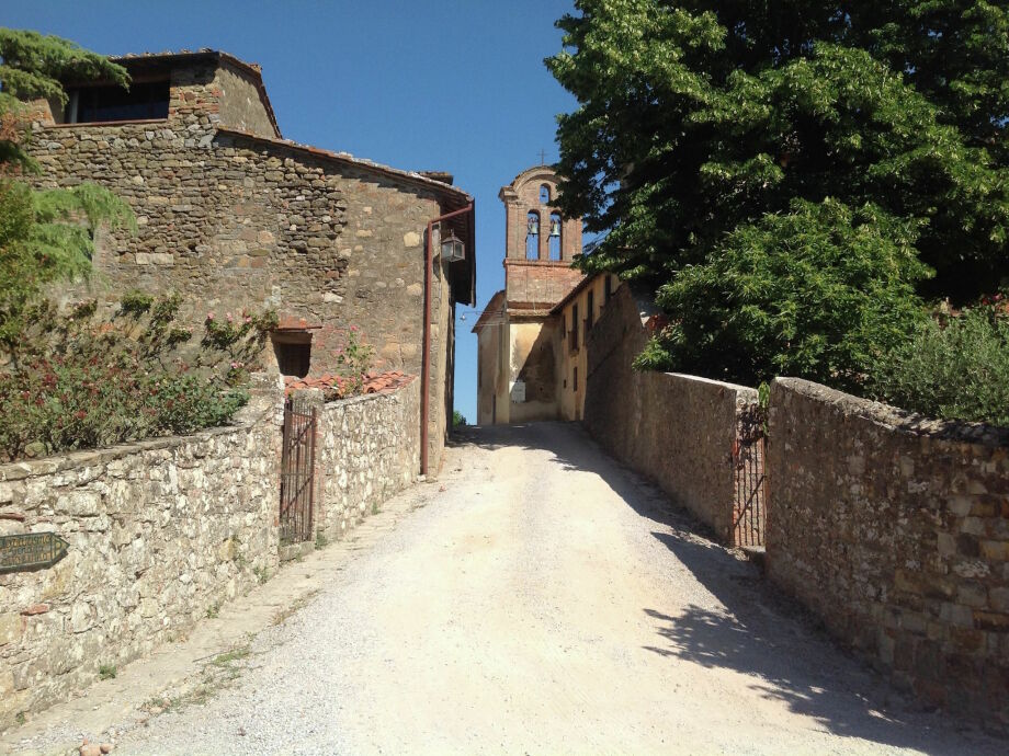 Außenaufnahme La Casetta