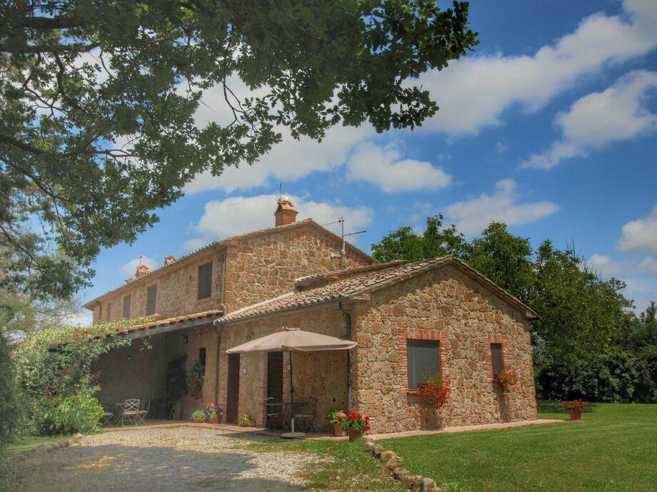 Außenaufnahme Villa Boschetto
